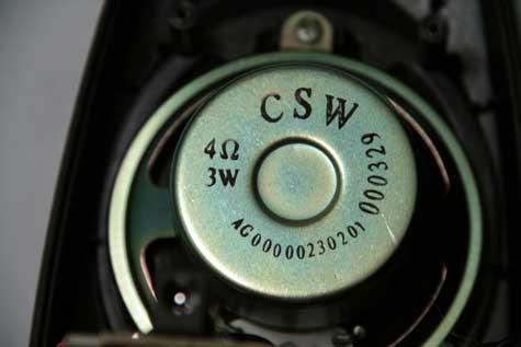 speaker impedance